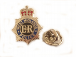 West Midlands Police Lapel Badge